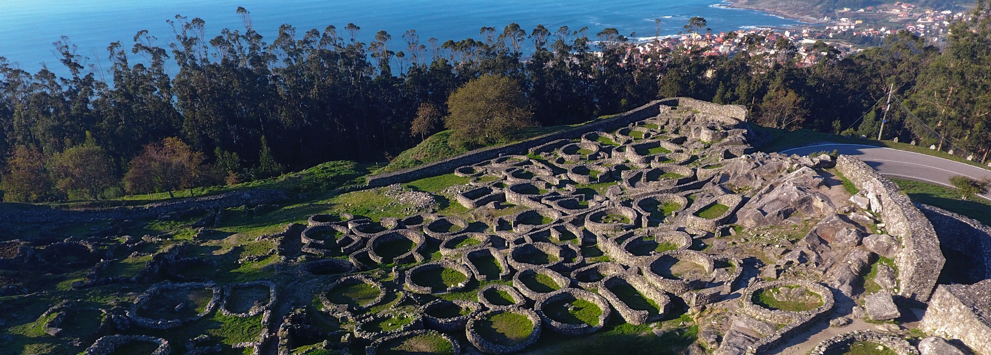 Archaeological wonders in legendary landscapes